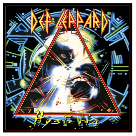 DEF LEPPARD SLEEVE book cover